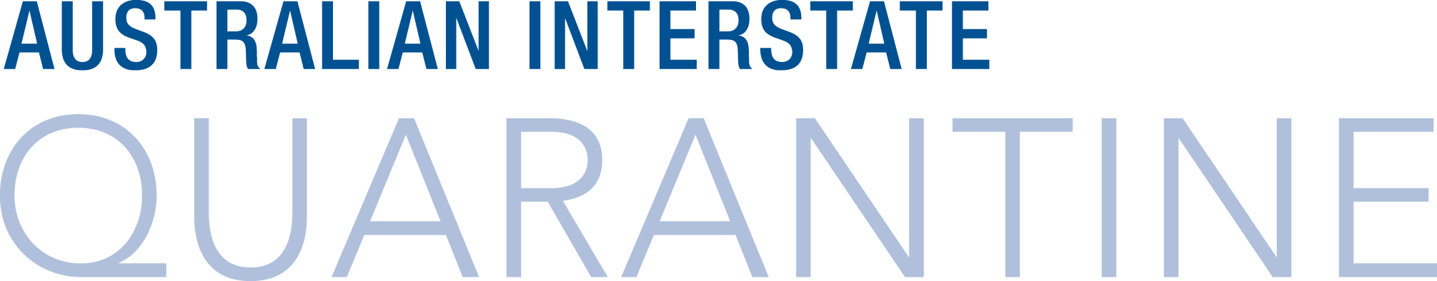 Australian Interstate Quarantine logo
